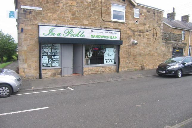 Thumbnail Leisure/hospitality for sale in Content Street, Blaydon-On-Tyne