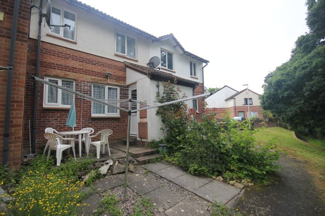 Thumbnail Terraced house to rent in Canterbury Drive, Whitleigh, Plymouth