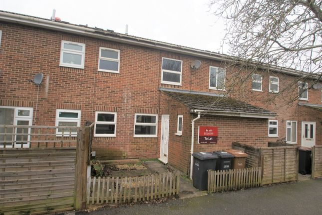 3 bed terraced house to rent in Tintagel Close, King Arthurs Way, Andover SP10