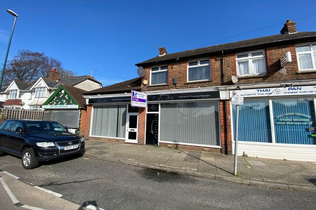 Thumbnail Retail premises for sale in Chichester Road, North Bersted