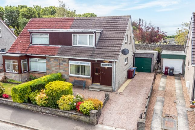 Thumbnail Semi-detached house for sale in Ceres Crescent, Broughty Ferry, Dundee