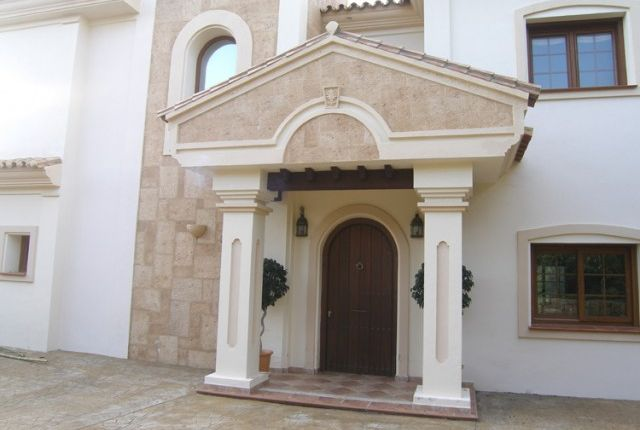 Entrance of Spain, Málaga, Mijas, Calahonda