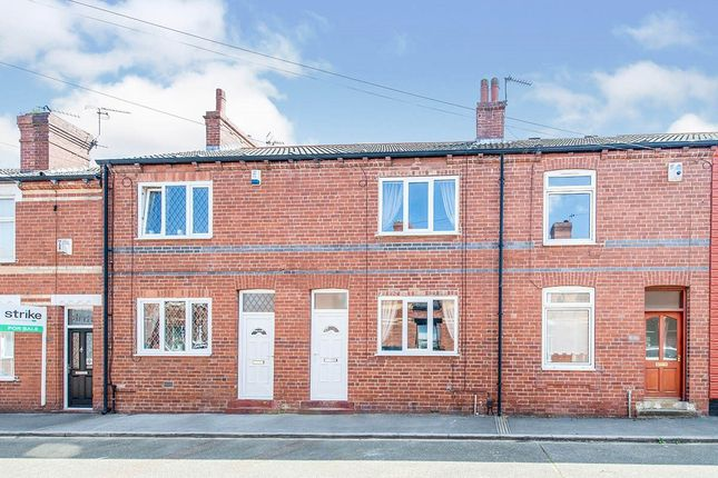 2 bed terraced house to rent in Crowther Street, Castleford, West Yorkshire WF10