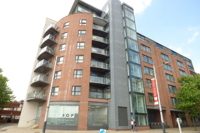 Studio To Rent In Excelsior 3 Princess Way Swansea Sa1