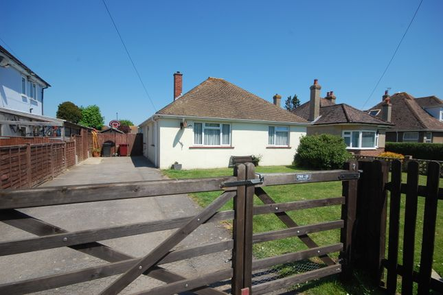 Thumbnail Detached bungalow for sale in Croft Way, Selsey