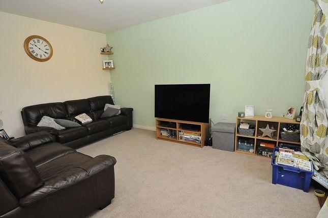 Living Room of Monroe Gardens, Plymouth PL3
