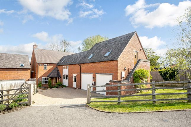 5 bed detached house for sale in Wattons Lane, Southam, Warwickshire CV47