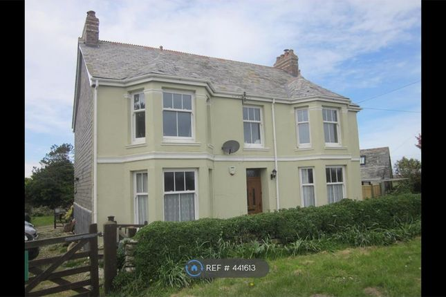 Thumbnail Detached house to rent in Tremorvah Farmhouse, Padstow