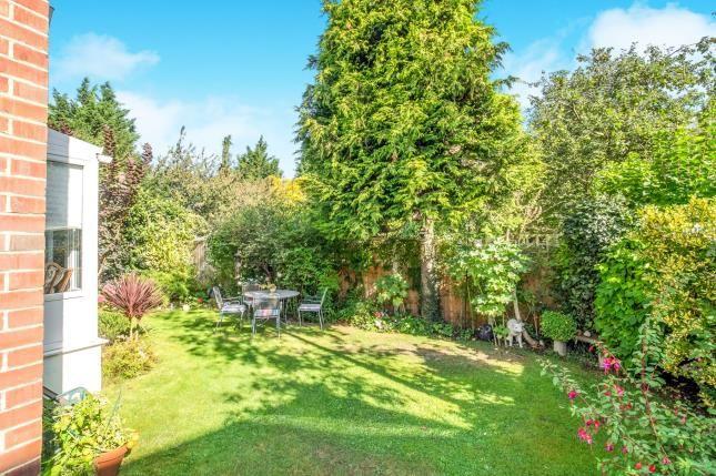 Garden of Sylvan Road, Rainham, Gillingham, Kent ME8