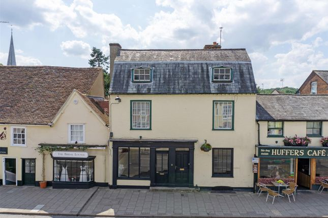Thumbnail Town house for sale in 85 High Street, Hadleigh, Suffolk