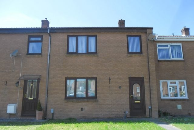 Thumbnail Terraced house to rent in Clos Cwrt Y Carne, Gorseinon