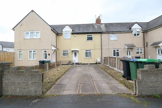 Thumbnail Terraced house for sale in Cotterills Road, Tipton