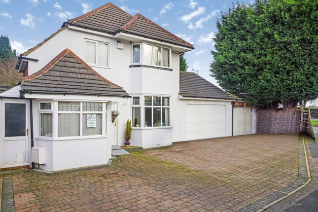 Thumbnail Detached house for sale in Aversley Road, Birmingham