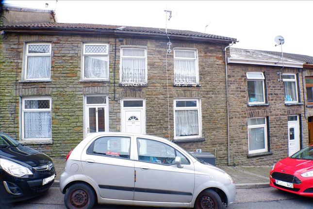 3 bed terraced house for sale in Rowling Street, Tonypandy CF40