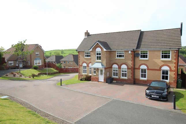 Thumbnail Detached house for sale in Baneberry Path, East Kilbride, Glasgow