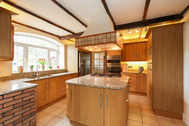 Thumbnail Detached house for sale in High Lane, Ridgeway, Sheffield