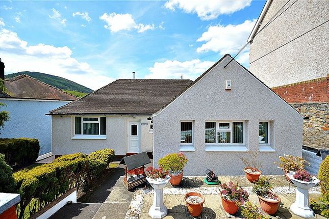 Thumbnail Detached bungalow for sale in Twmpath Road, Pontypool