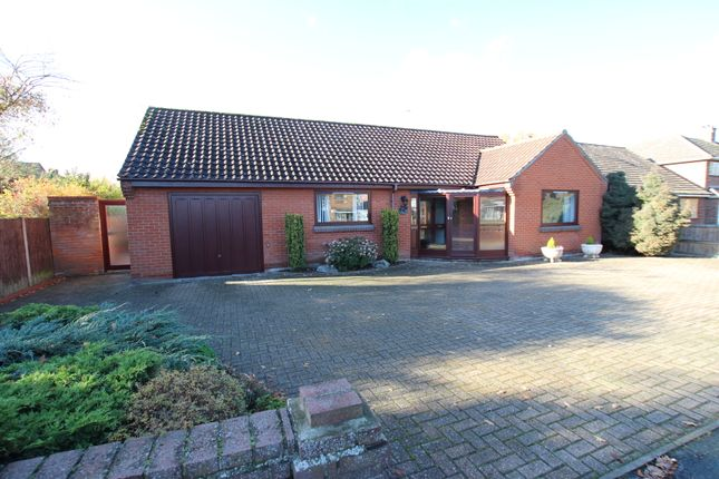 Thumbnail Detached bungalow for sale in Straight Road, Colchester, Essex