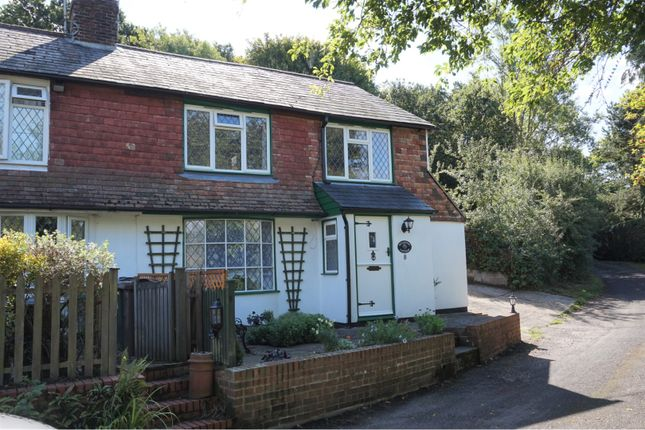 Thumbnail Semi-detached house for sale in Smeeth, Ashford