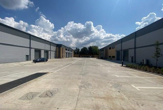 Light industrial to let in Block A, Unit 2, Lincoln Road, Cressex Business Park, High Wycombe, Bucks