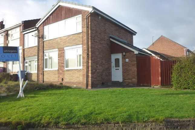Thumbnail Shared accommodation to rent in Grangemeadow Road, Gateacre, Liverpool