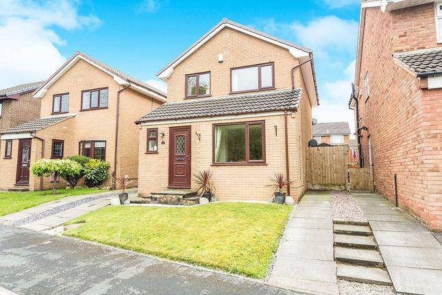 Thumbnail Detached house to rent in Ingleborough Way, Leyland