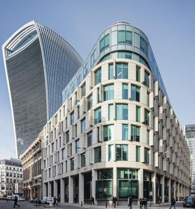 Thumbnail Office to let in Plantation Place South 60 Great Tower Street, London