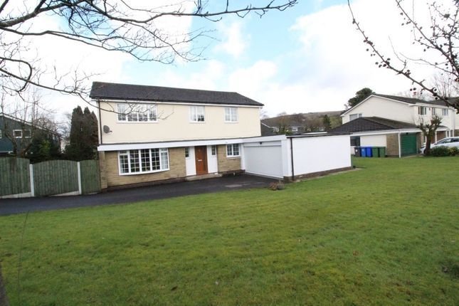 Thumbnail Detached house for sale in Meadow Park Irwell Vale, Ramsbottom, Bury