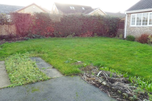 Front Garden of Southwell Rise, Mexborough S64