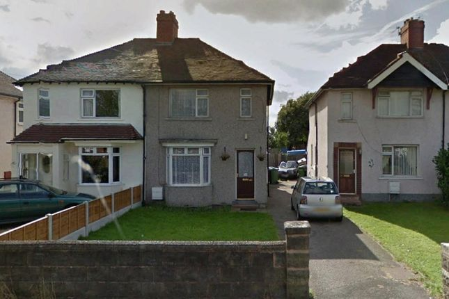 4 bed semi-detached house to rent in Mosswood Street, Cannock