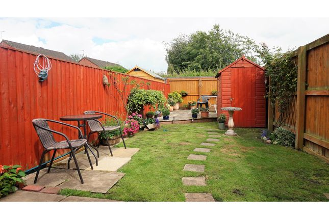 2 bed end terrace house for sale in Damson Drive, Nantwich