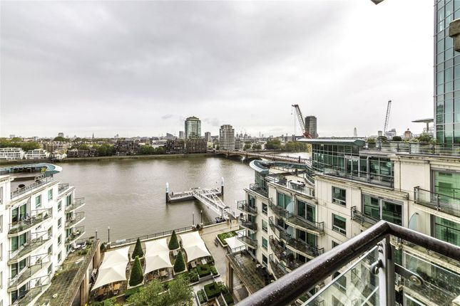 Thumbnail Flat for sale in St George Wharf, Vauxhall, London