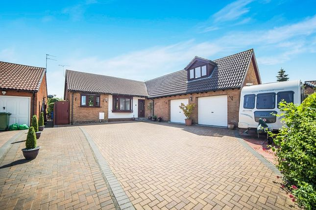 Thumbnail Detached house for sale in Winton Close, Seghill, Cramlington