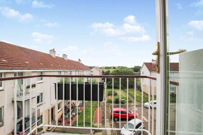 Balcony of Melville Park, Glasgow G74