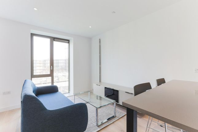 Thumbnail Studio to rent in Laker House, Royal Wharf, London