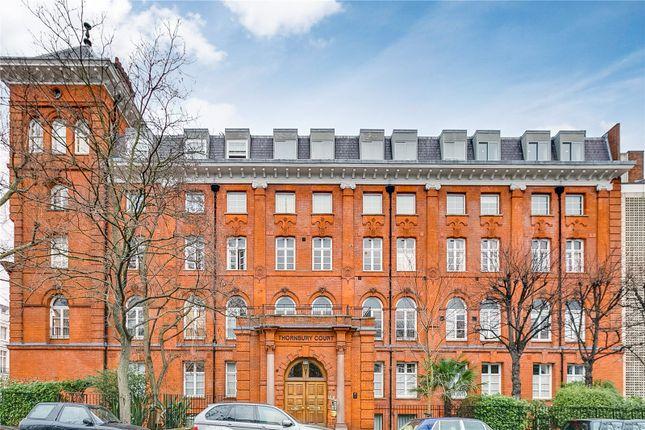 Thumbnail Flat for sale in Thornbury Court, 36-38 Chepstow Villas, London