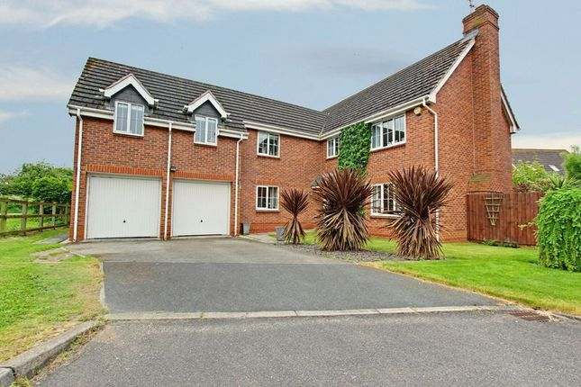 Thumbnail Detached house for sale in Kettlethorpe Drive, Welton, Brough