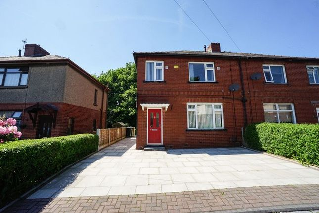 Thumbnail Semi-detached house to rent in Hope Street North, Horwich, Bolton