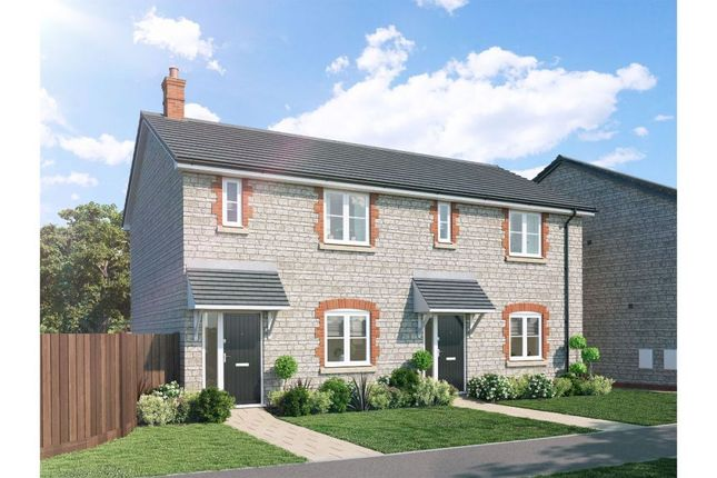 """2 bed flat for sale in """" Verbena"""" at Oxleigh Way, Stoke Gifford, Bristol BS34"""