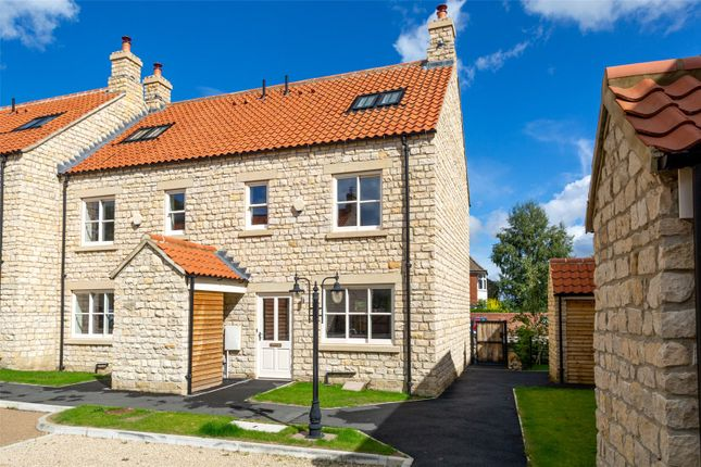 Thumbnail End terrace house to rent in Black Swan Yard, Helmsley, York, North Yorkshire