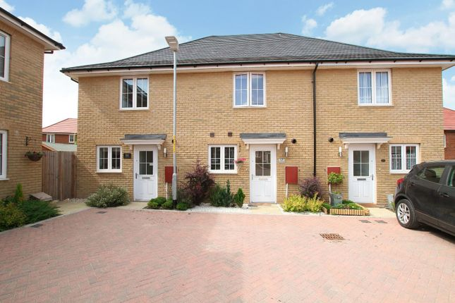 Thumbnail 2 bedroom terraced house for sale in Harrison Road, Aylesham, Canterbury