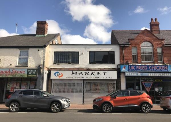 Thumbnail Commercial property for sale in 21-23 Chester Street, Flint, Clwyd