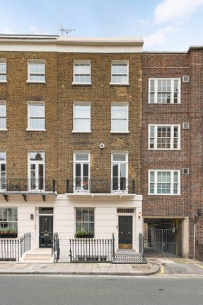 Thumbnail Terraced house to rent in South Eaton Place, Belgravia