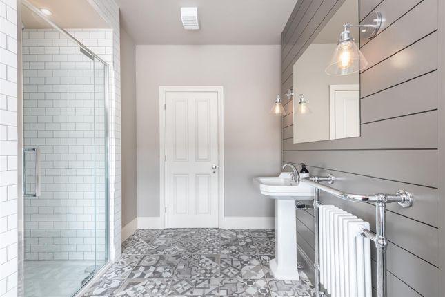 Bathroom of Apartment Five, 71 Welham Road, Norton, Malton YO17