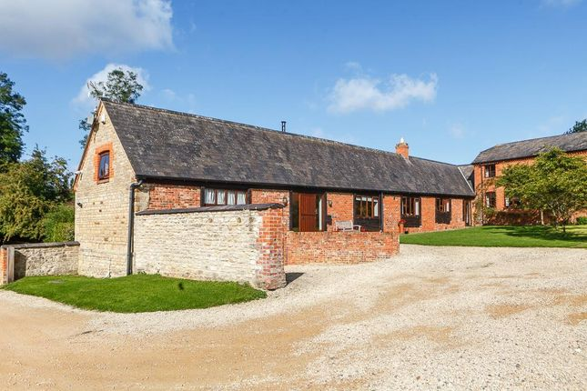 Thumbnail Barn conversion for sale in Falcutt, Brackley, Northamptonshire