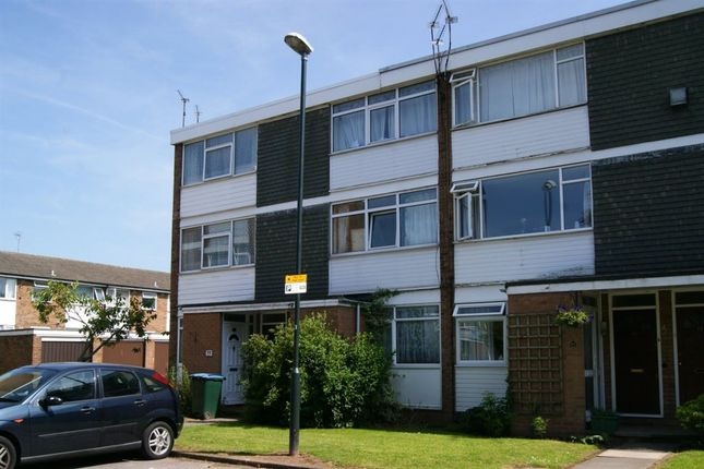 Thumbnail Flat to rent in Darnford Close, Walsgrave, Coventry