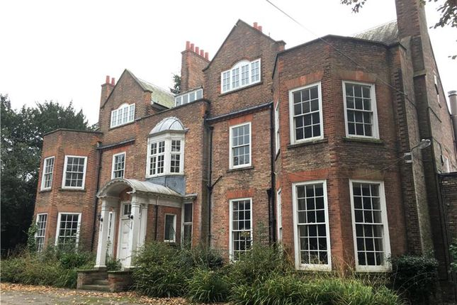Thumbnail Land for sale in Ousefield House, Fulford Road, York, Yorkshire, UK