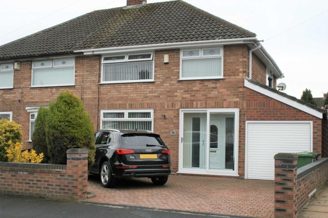 3 bed semi-detached house for sale in Rugby Drive, Aintree Village, Liverpool