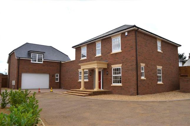 Thumbnail Detached house for sale in Brookfields, Potton, Sandy