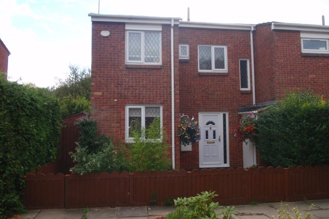 3 bed terraced house to rent in Linton Close, Redditch B98